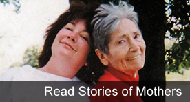 Read stories of mothers