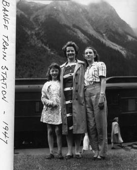 01 - Olive at Banff